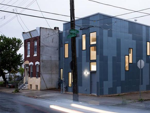 582px version of Postgreen house in Philadelphia