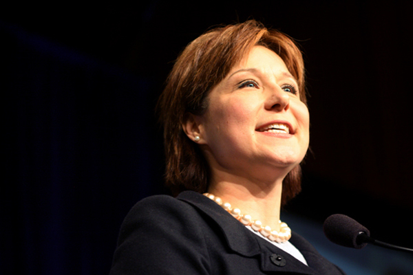 New BC Premier Christy Clark