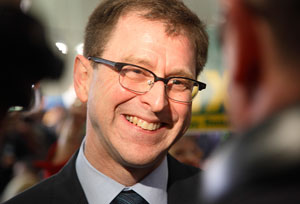 Adrian Dix, BC Leadership Convention 2011