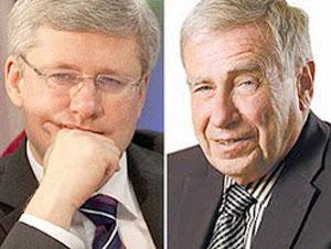 Bruce Carson and Harper