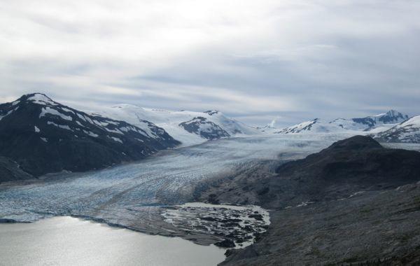 Bridge Glacier