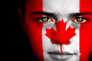 Canadian child