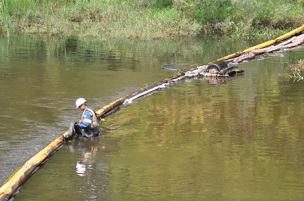 Kalamazoo spill