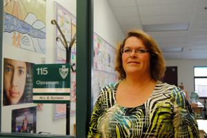 Teacher Renata Hyrman