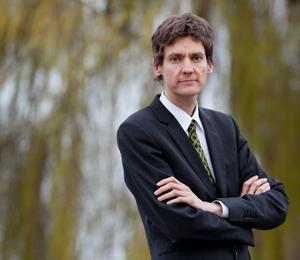 Lawyer David Eby