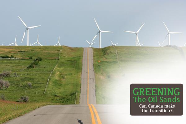 Wind farm near Pincher Creek