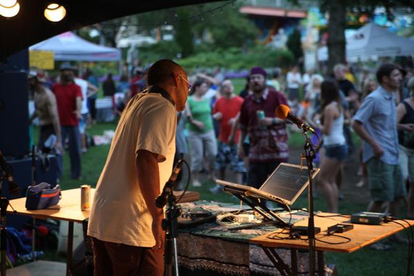 DJ Adham Shaikh