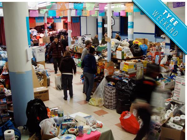 Occupy Sandy relief effort