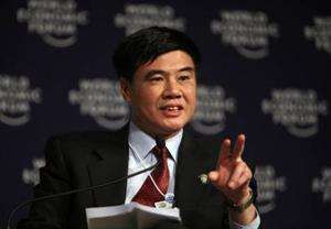 Chinese economist Zhang Xiaoqiang