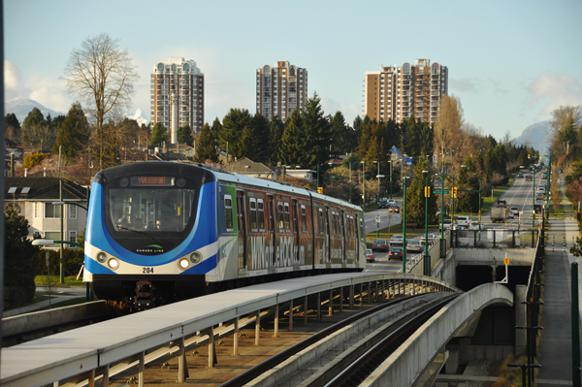 582px version of Canada Line