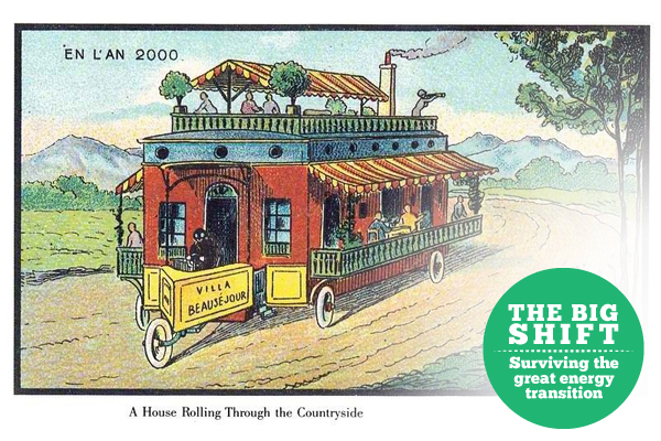 Rolling house image