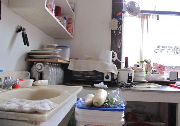 Rosesari's kitchen