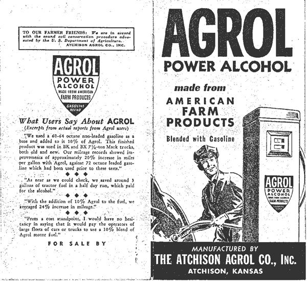 Agrol ad