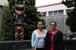 Emerging Aboriginal Scholars alumna