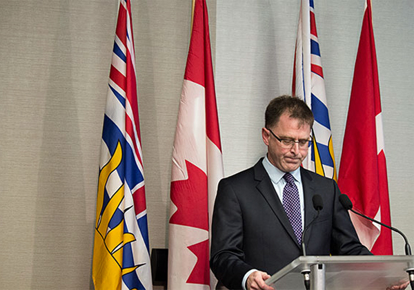 Adrian Dix resigns