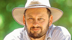 Australian scientist Tim Flannery