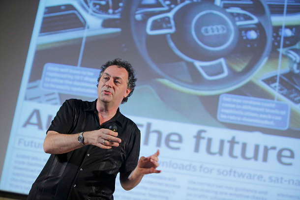 Futurist Gerd Leonhard