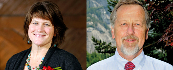 Squamish mayoral candidates