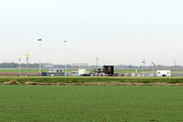 Dutch gas fields
