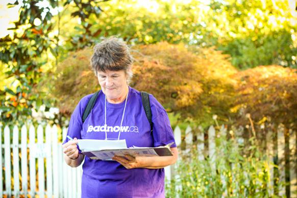582px version of Leadnow volunteer Lesley Thomson