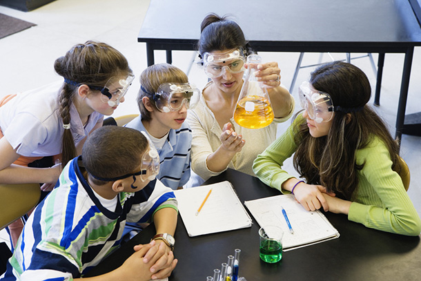 science class experiment troy district 5th grade etutorworld lesson demonstrations tutoring curiosity source open homes near michigan every letting excited