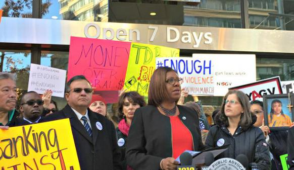 582px version of New York public advocate Letitia James