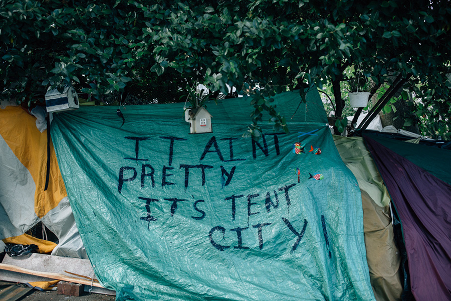 How To Stop Tent Cities Help Residents Before Crisis Mayors Say The Tyee