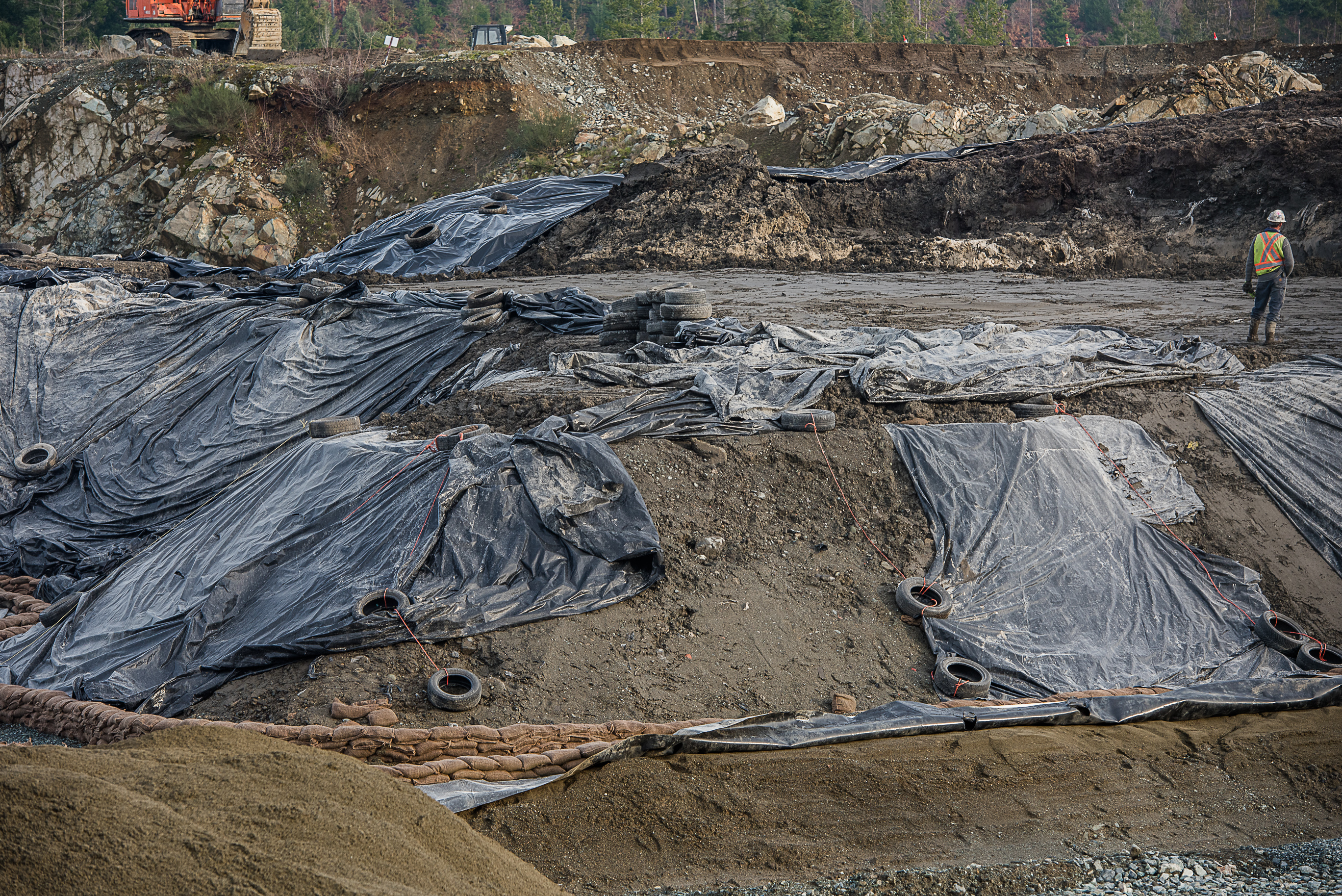 Shawnigan Lake landfill