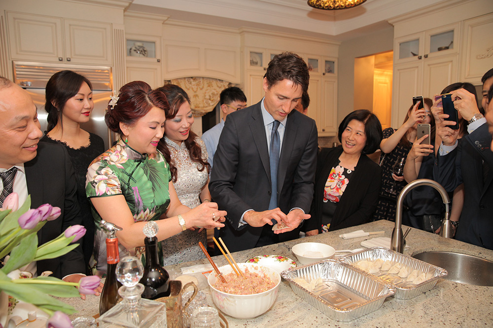 Image result for Trudeau Fundraiser with Chinese Canadian Business Leaders Raises 'Cash For Access' Concerns