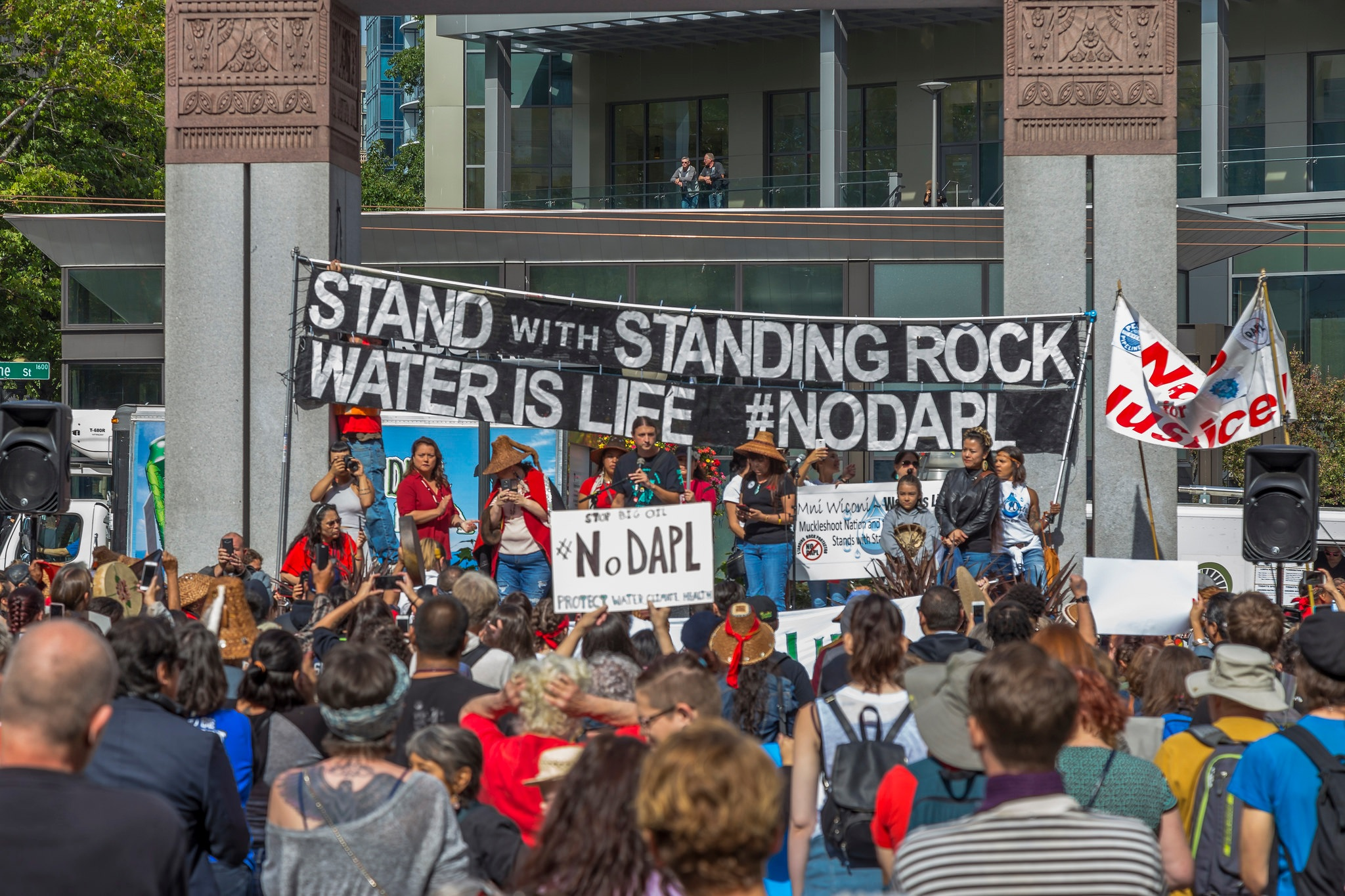 Lessons From The Standing Rock Pipeline Battle The Tyee