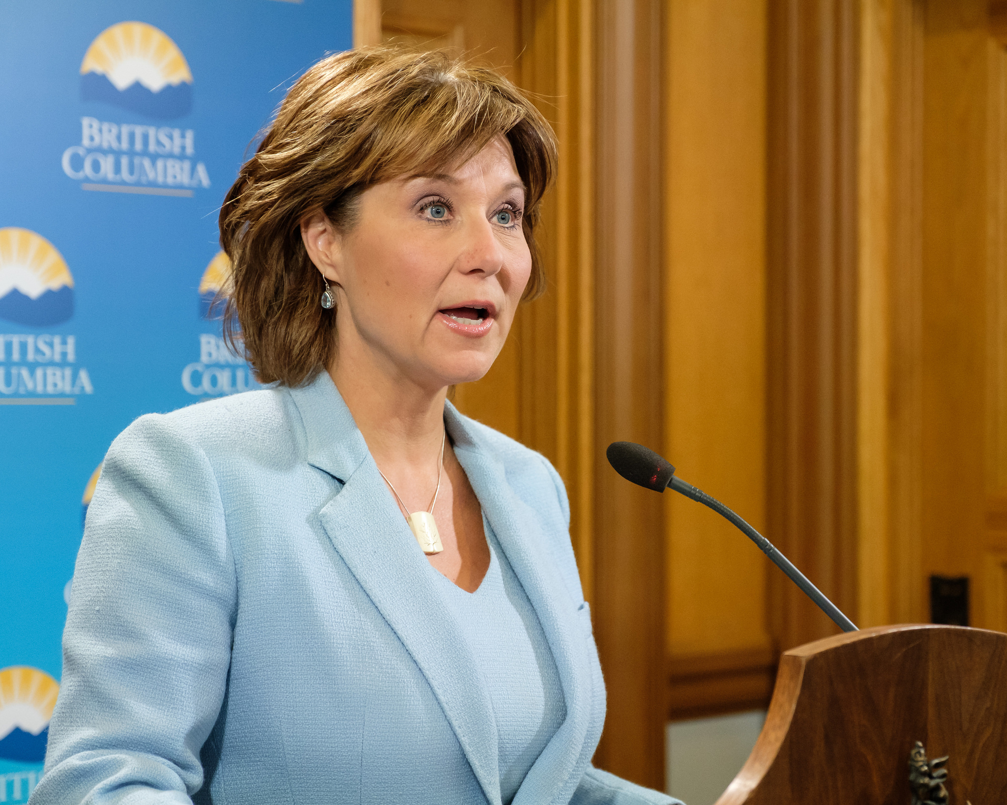 BC Premier Says Kinder Morgan Pipeline Plan Meets Her Conditions, Opposition Objects | The Tyee