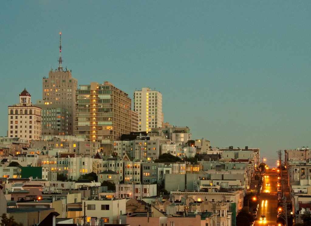 851px version of Nob Hill, San Francisco