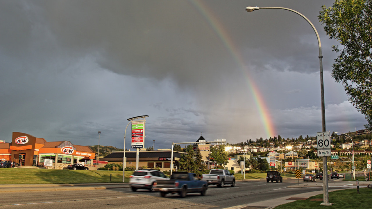 851px version of Kamloops rainbow