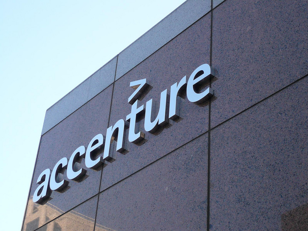Accenture office building