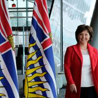 Image result for michelle jansen fentanyl Christy Clark