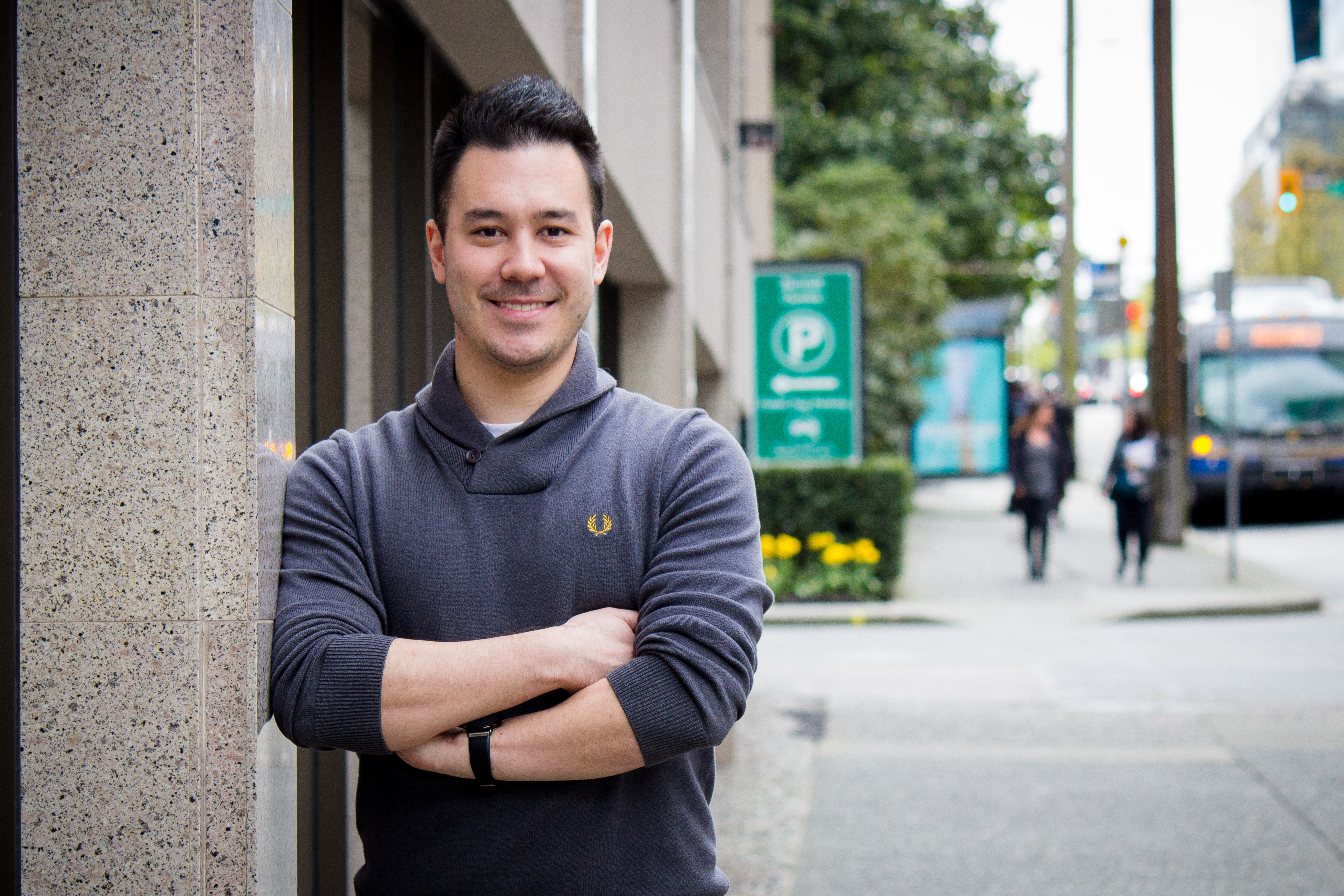Andrew Sakamoto, executive director of BC's Tenant Resource and Advisory Centre