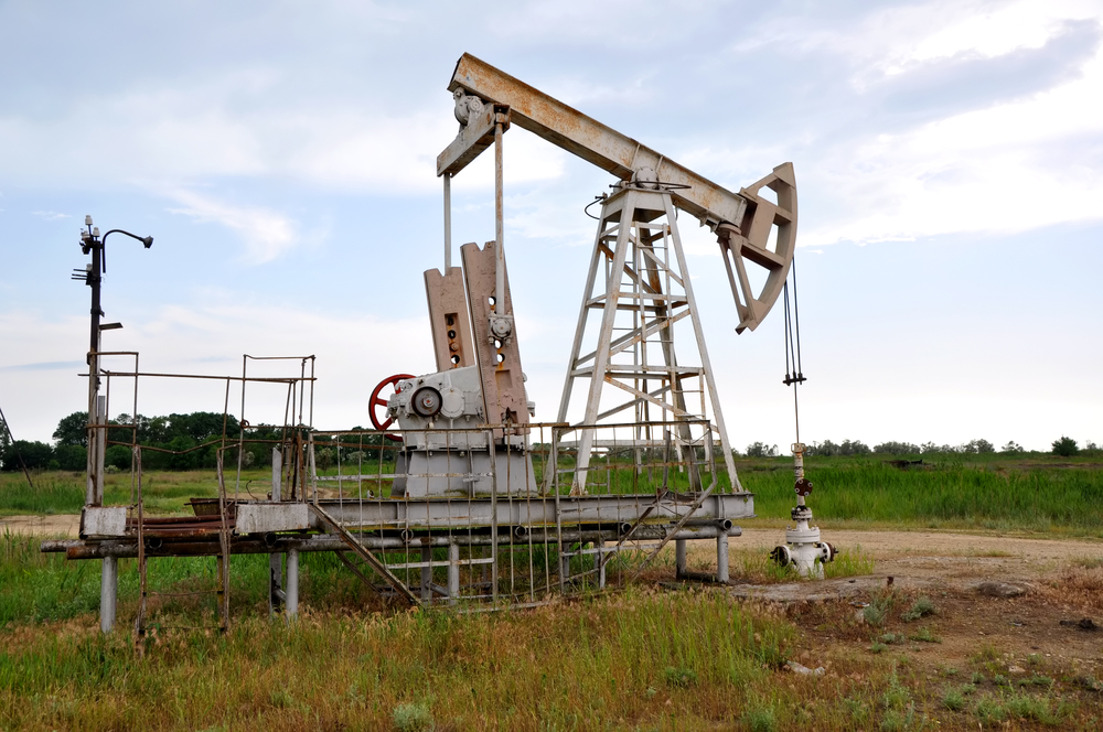 851px version of Oil well