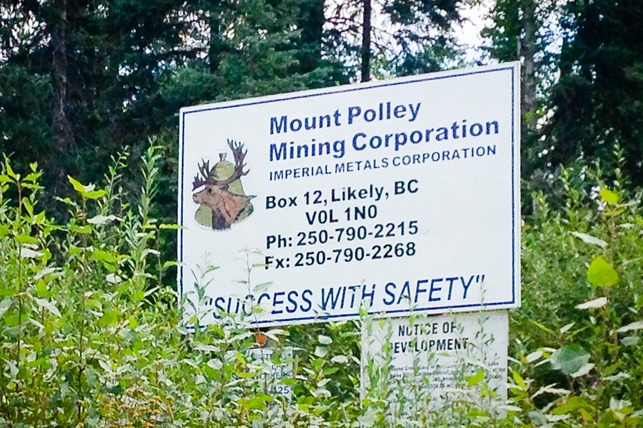 Residents Near Mount Polley Disaster Fear Time Running out for