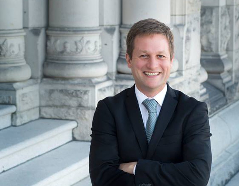 New education minister Rob Fleming