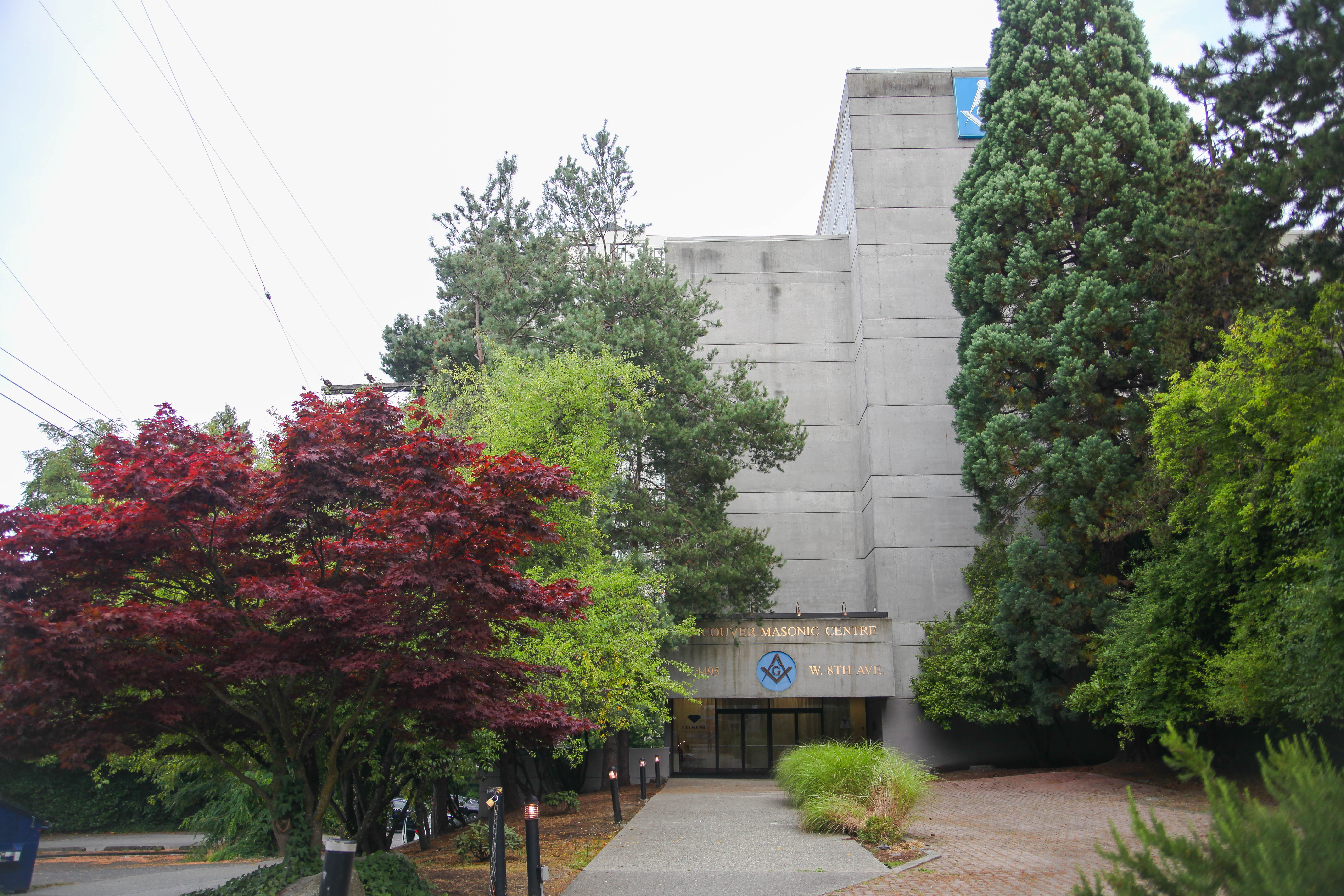 851px version of Vancouver Masonic Centre Association