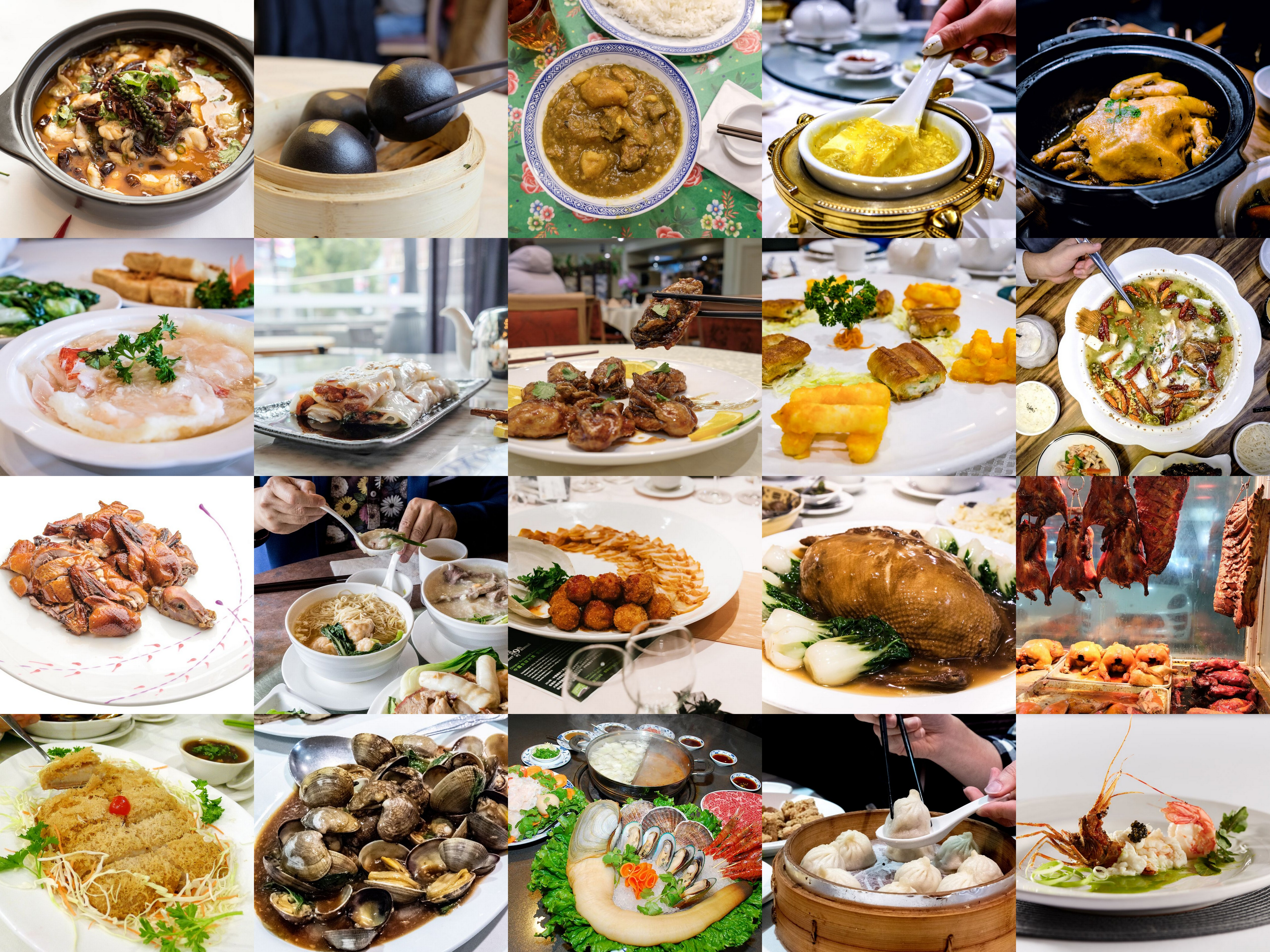 the deliciously diverse food of 1 6 billion chinese comes to