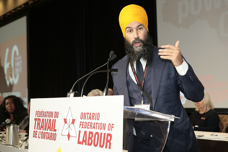 Company Ordered to Reveal Who Paid for False Jagmeet Singh Ad
