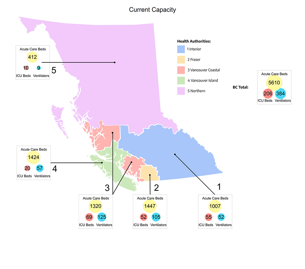 Infographics How Bc S Medical Resources Stack Up The Tyee