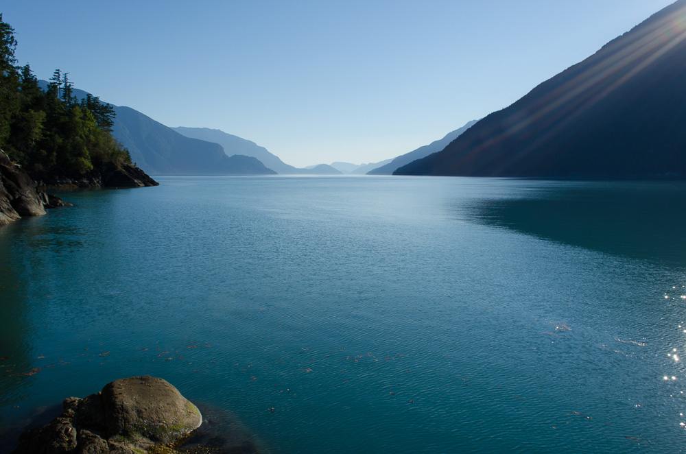 How the Blob Is Warming BC's Fjords   The Tyee