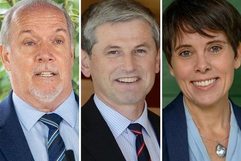 It's On. Horgan Calls Snap Election, Other Parties Cry Opportunism
