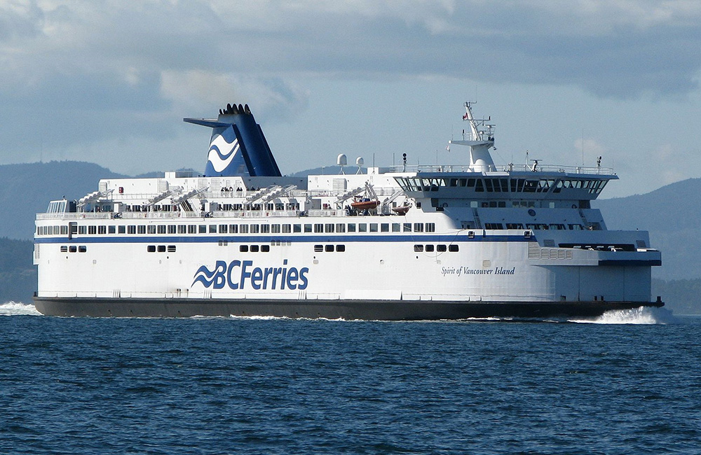 You Can't Stay in Your Car on Some BC Ferries Decks. Internal Emails Raise Questions about Why (in News)