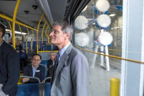 After Five Years, Kevin Desmond Reaches His TransLink Terminus