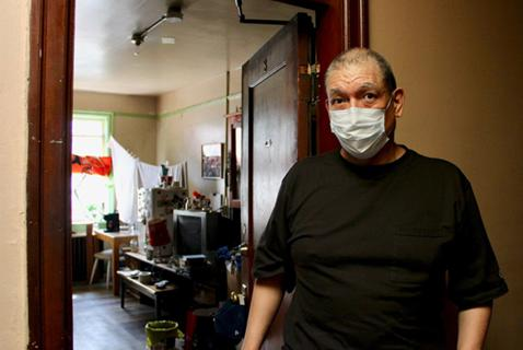 In Vancouver's SROs, Tenants Look Out for Each Other During the Pandemic