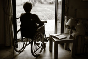 Living With A Disabled Person In Exchange For Room