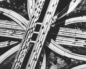 Freeway on ramps